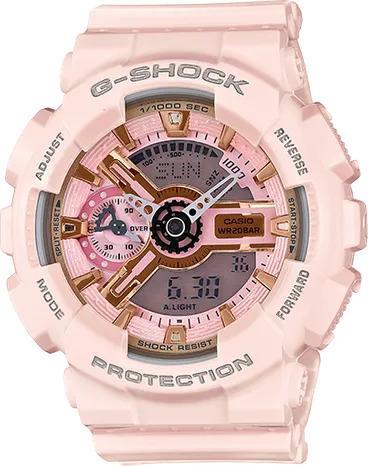 G-SHOCK GMA-S110MP-4A1 Casio- PINK - Gemorie