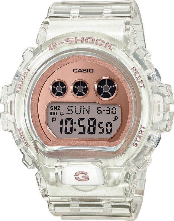 G-SHOCK G-SHOCK 3 Multi-function Shock Resistant Women's Watch - Clear - Gemorie