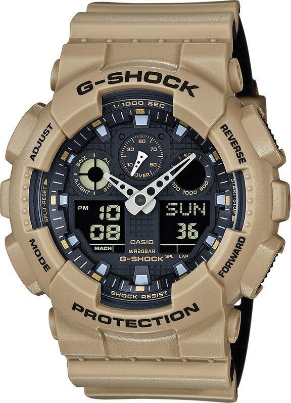 G-SHOCK G-SHOCK Bi-color Molding Anti-Magnetic Men's Watch - Tan - Gemorie