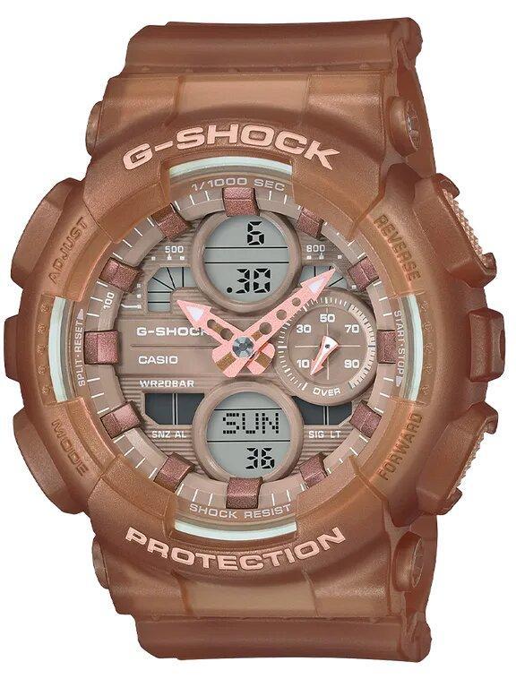 G-SHOCK G-SHOCK Fashion Forward Women's Watch - Clear - Gemorie