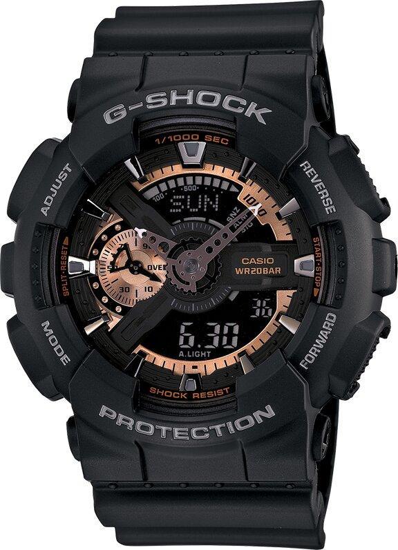 G-SHOCK G-SHOCK Full Auto Calendar Men's Watch - Black - Gemorie
