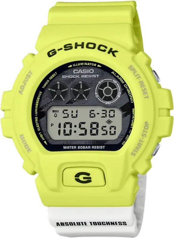 G-SHOCK G-SHOCK G-STEEL Carbon Core Guard Men's Watch - Yellow - Gemorie