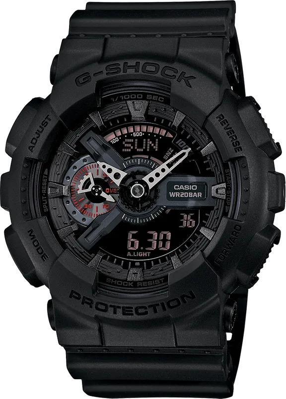 G-SHOCK G-SHOCK GA-110MB-1A MEN Casio- BLACK - Gemorie