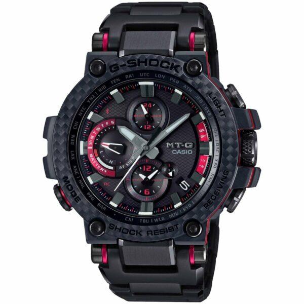 G-SHOCK G-SHOCK Multi Band 6 Men's Watch - Black - Gemorie