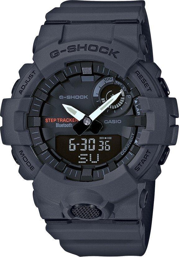 G-SHOCK G-SHOCK Step Goal Progress Display Men's Watch - Grey - Gemorie