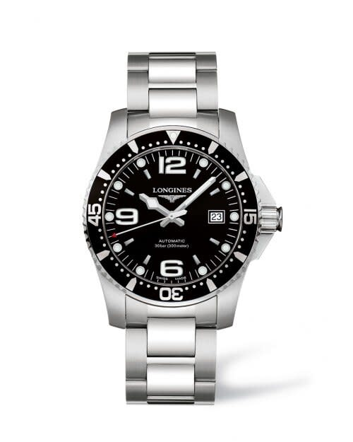 LONGINES HYDROCONQUEST 41MM AUTOMATIC DIVING WATCH - Gemorie