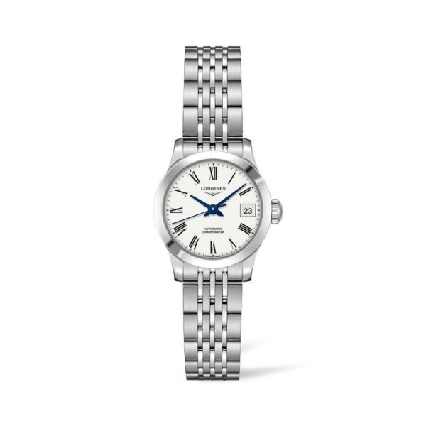 LONGINES LONGINES RECORD 26MM AUTOMATIC CHRONOMETER - Gemorie