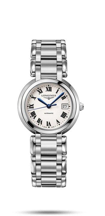 LONGINES LONGINES Scratch-Resistant Sapphire Crystal Watch - Stainless Steel - Gemorie
