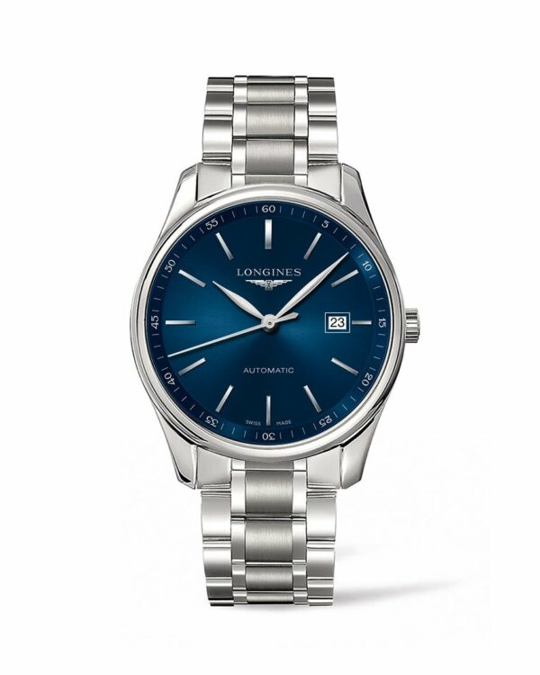 LONGINES THE LONGINES MASTER COLLECTION 42MM BLUE DIAL AUTOMATIC - Gemorie