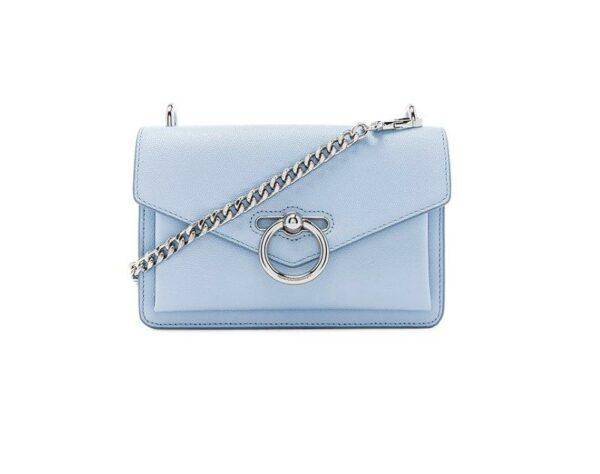 Rebecca Minkoff REBECCA MINKOFF Jean Crossbody Bag Powder Blue - Gemorie